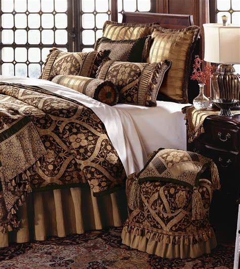 luxury bedspreads comforters luxury bedding by eastern accents garnier collection