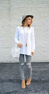 Light Grey Jeans Outfit | www.pixshark.com - Images Galleries With A Bite!