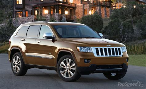 2011 Jeep Grand Cherokee 70th Anniversary Edition Review