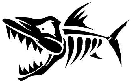Fish Skeleton Clip Art