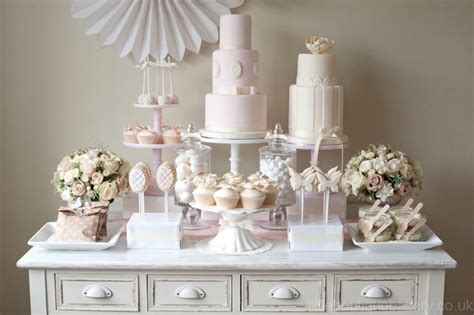 Sweet Table Styling