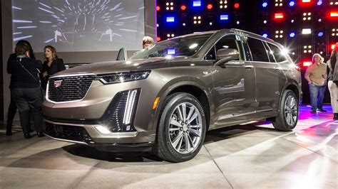 2020 Cadillac Suv Lineup by 2020 Cadillac Xt6 A More Genteel Three Row Crossover Suv