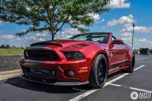 ford mustang shelby gt500 super snake convertible 2014 1 july 2015 - 2015 Ford Mustang Shelby Gt500 Convertible