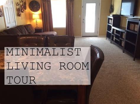 Minimalist Living Room (family Room) Tour Family