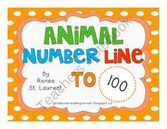 number lines images number  homeschool math