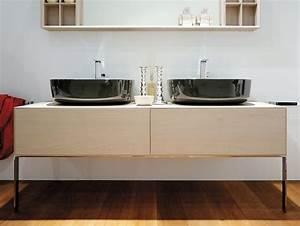 Waschtischunterschrank Mit Schubladen : compono system 180 waschtischunterschrank mit schubladen by ceramica flaminia design giulio ~ Indierocktalk.com Haus und Dekorationen
