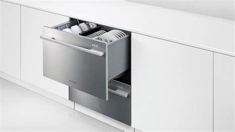 fisher paykel dishdrawers  standard dishwashers