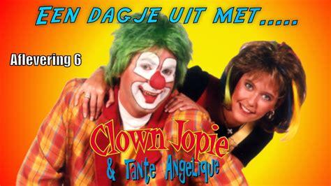 een dagje uit met clown jopie en tante angelique aflevering  youtube