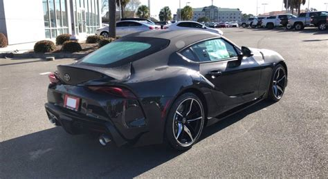 Price subject to fluctuation, please contact your cas sales representative at time of purchase! New 2020 Toyota GR Supra 3.0 Premium 2dr Car in Valdsota ...