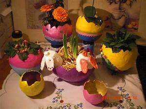 Ostereier Aus Gipsbinden : xxl osterei osterschale aus gipsbinden h bsche osterdeko vasen pflanzgef sse youtube ~ Eleganceandgraceweddings.com Haus und Dekorationen