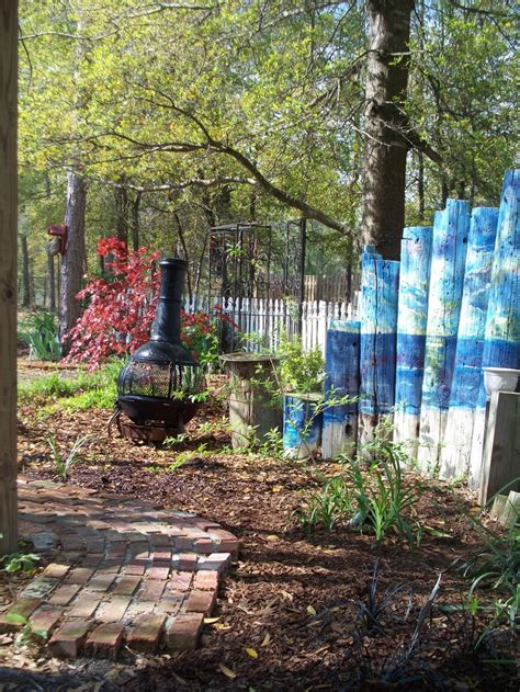 telephone pole landscaping recycled some old telephone poles i found places spaces my garden pinterest telephone