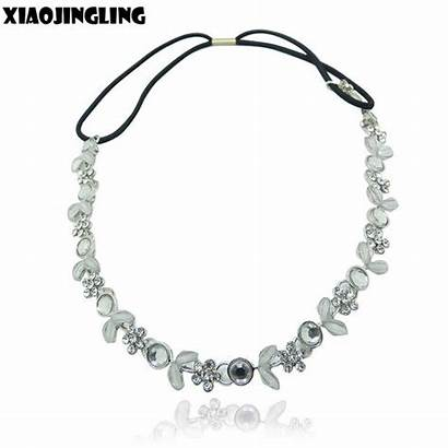 Hair Chain Jewelry Accessories Tiara Flower Headband