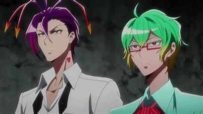 Nanbaka Numbers Anime Reblog Grid