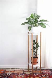 Sellette Pour Plante : vous le meuble porte plante diy inestimable ~ Premium-room.com Idées de Décoration