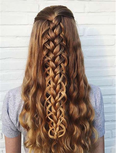 100 Side Braid Hairstyles for Long Hair in 2020-2021 ...
