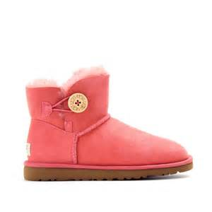 s pink ugg boots sale ugg pink bailey button boots