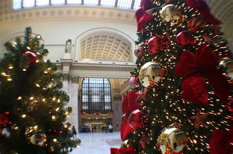 treetime decorates union stations great hall