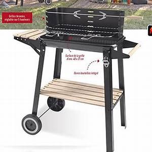 Prix D Un Barbecue : promo lidl barbecue charbon de bois seulement ~ Premium-room.com Idées de Décoration