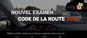 Code De La Route Question : r forme examen code de la route 2016 ~ Medecine-chirurgie-esthetiques.com Avis de Voitures