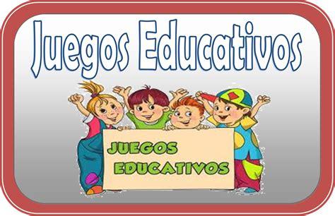 Recopilación De Fabulosos Juegos Educativos Educación