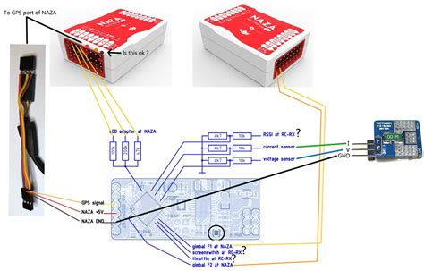 Naza Osd Wiring Diagram by Naza Osd For About 20 Page 57 Rc Groups