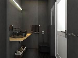Salle D Eau 2m2 : 11 petites salles de bain pleines d 39 astuces pour gagner de ~ Dailycaller-alerts.com Idées de Décoration