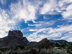 Mares Tail Clouds Cirrus