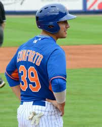 Ernest Dove - Can Michael Conforto Be Hitter Version of ...