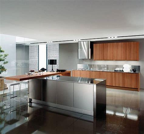 kitchen island contemporary 24 ideas of modern kitchen design in minimalist style