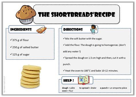 recettes de cuisine en anglais anglais recettes pour cuisiner avec vos élèves le