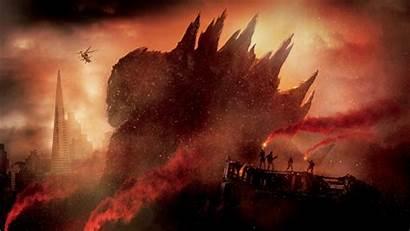 Godzilla Wallpapers 1366