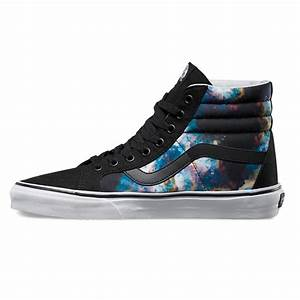 Vans SK8-HI Nebula Reissue Skateboard Shoes