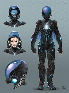 Future, Futuristic, Future Warrior, Helmet, Sci-Fi ...