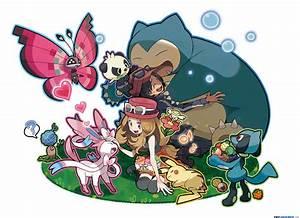 Pokemon X And Y Version Exclusive Pokemon List