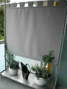 Tischdecken Für Den Außenbereich : windschutz und paravent f r den aussenbereich wohnung balkon dekoration outdoor vorh nge und ~ A.2002-acura-tl-radio.info Haus und Dekorationen