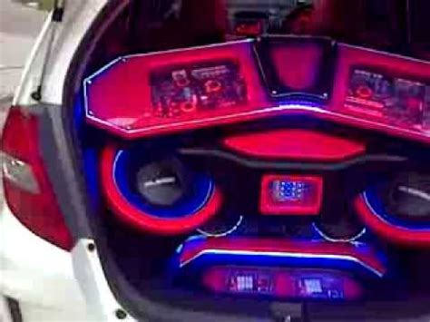 audio mobil honda jazz rs sq loud db sealed bok innovation car audio jakarta youtube