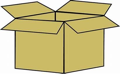Box Clip Cardboard Graphics Storage Brown