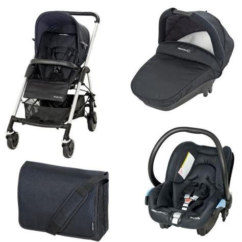 siege auto 15 kg bebe confort poussette combinée trio streety total