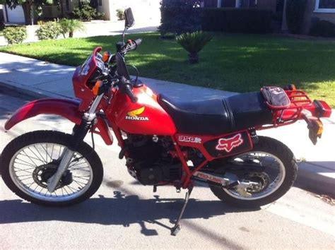 Buy 1984 Honda Xl 350 On 2040motos