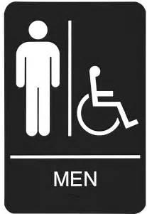 5 best images of men s restroom sign printable printable