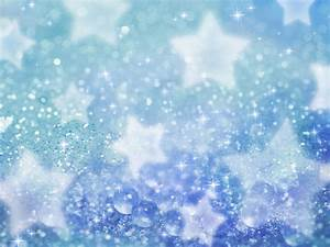 Image Gallery light blue star background