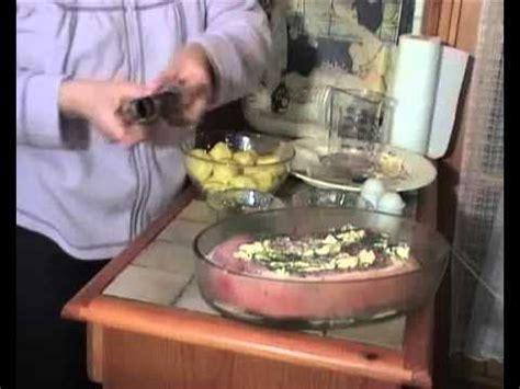 cuisiner une rouelle de porc pâté de porc en bocaux stérilisés doovi