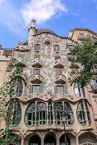 Casa Batllo - The House of Bones is one of Gaudi's ...