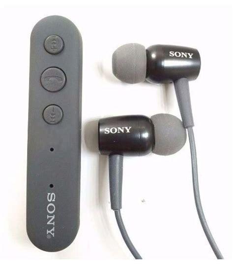 sony bluetooth sony i8 wireless bluetooth headphone black