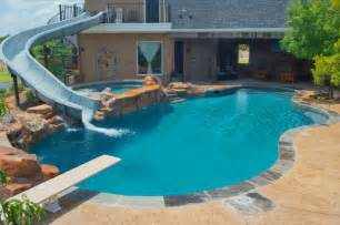 floor and decor houston luxury backyards traditional pool by