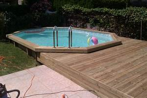 terrasses piscines linea design decolinea design deco With terrasse en bois pour piscine