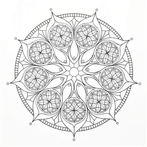 Kostenlose mandala vorlagen für erwachsene mit wunderschönen motiven. Mandalas Erwachsene Vorlagen - Vorlagen zum Ausmalen gratis ausdrucken