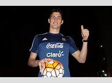 Axel Werner, cedido a Boca Juniors Marcacom