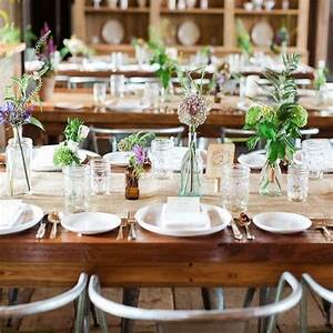 Country & DIY Wedding Ideas Decorations and Projects for