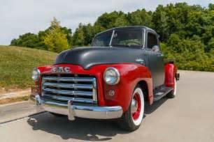 1949 gmc 3100 flat black paint complete restoration